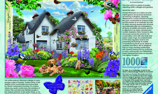 Country Cottage Collection Delphinium