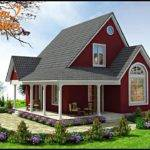 Country Cottage House Design Apnaghar