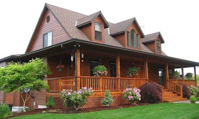Country Cottage House Plans Wrap Around Porch Home