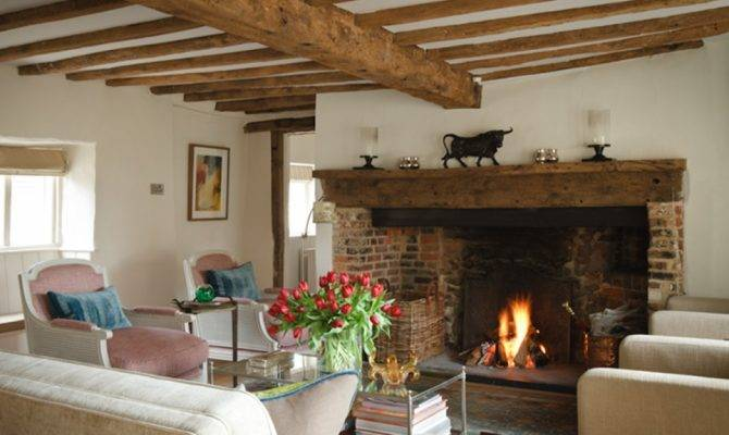 Country Cottage Interior Designs French