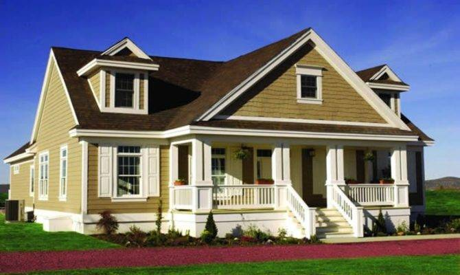 Country Cottage Modular Home Plans Low