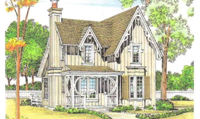Country Cottage Victorian