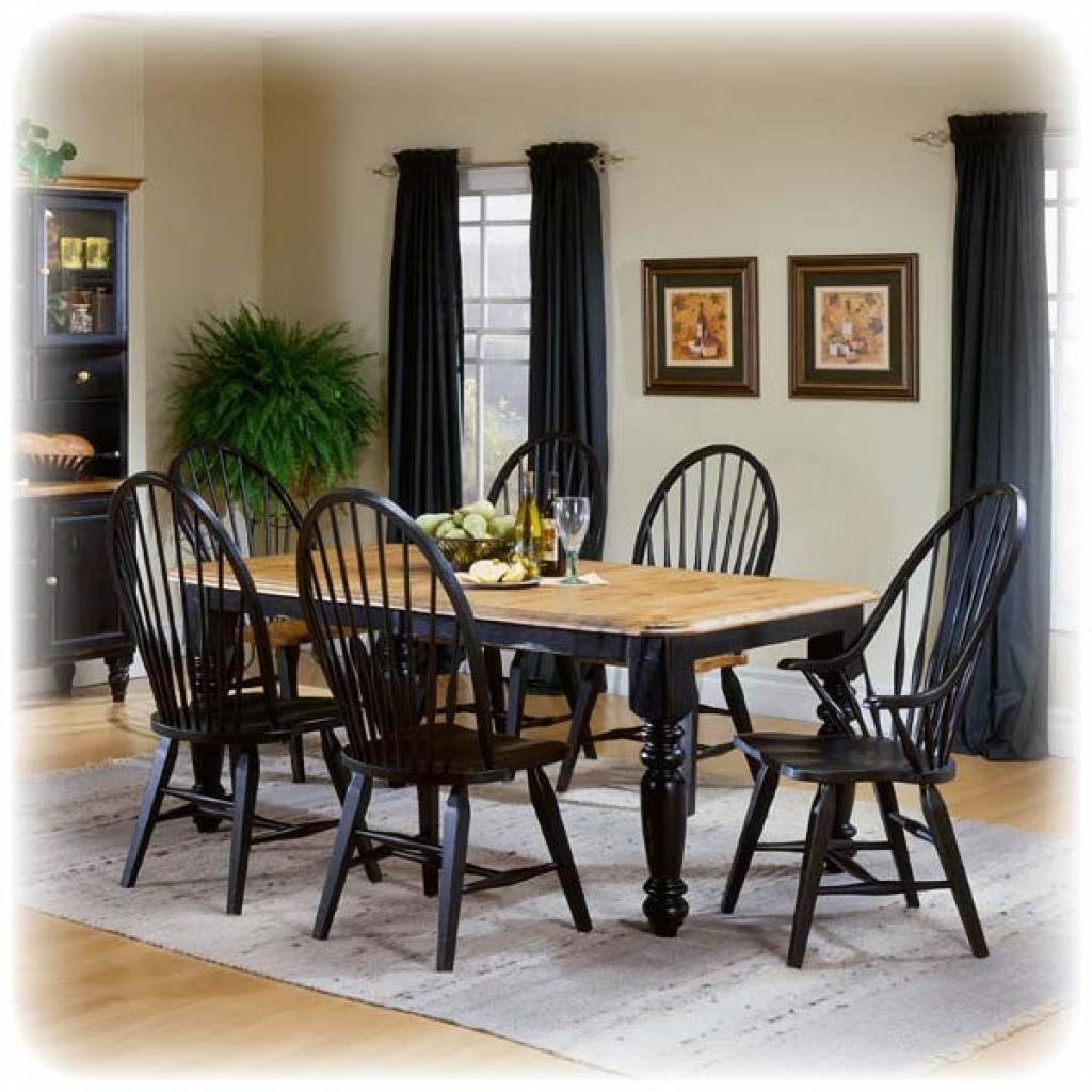 Country Dining Room Sets Home Plan, Country Dining Room Sets
