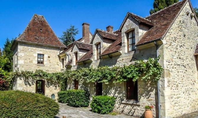 Country Estate Perche National Park Houses Set