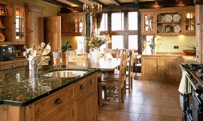 Country Farm House Style Kitchen Designs Everyone