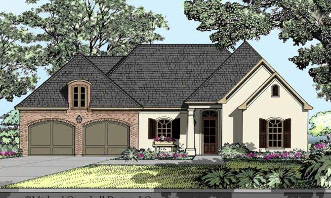Country French Houseplans Over House Plans