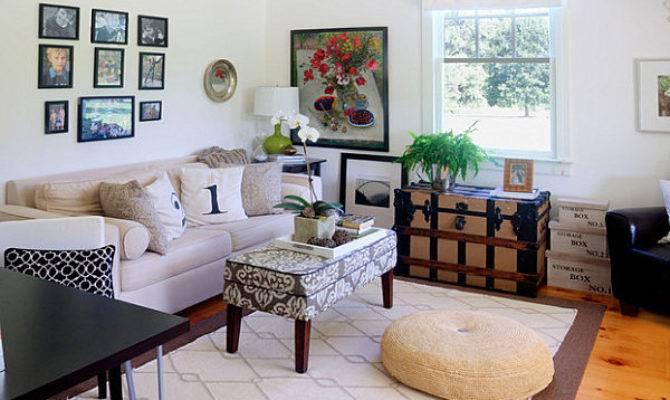 Country Home Decor Contemporary Flair