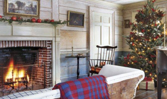 Country House Decorations Living Room Decor