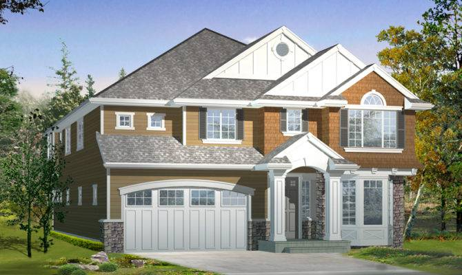 Country House Plan Front Home Plans More