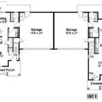 Country House Plan Waycross Left Elevation