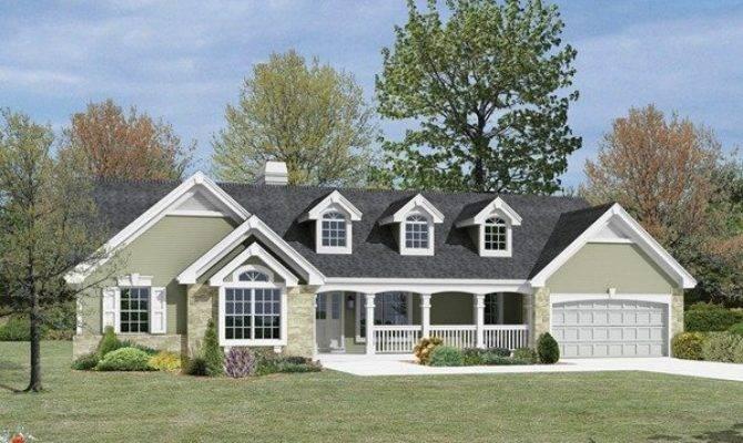 Country House Plans Basement Luxury Foxridge