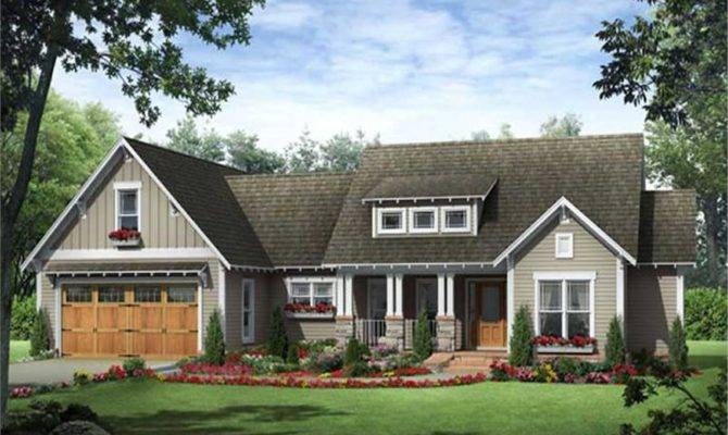 Country House Plans Craftsman Home