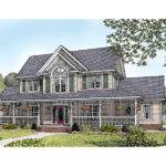 Country House Plans Farmhouse Luxury More
