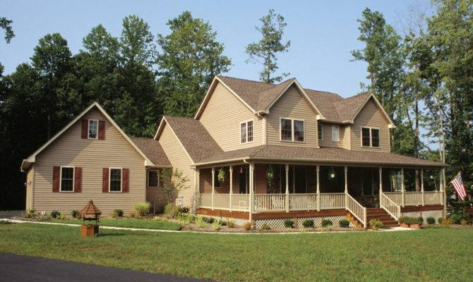 Country House Plans Farmhouse Traditional