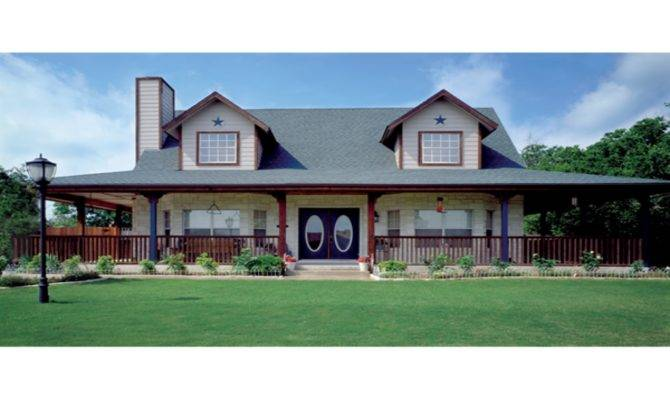 Country House Plans Open Floor Plan