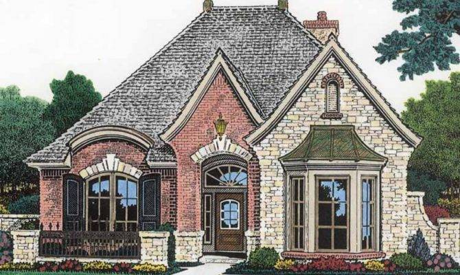 Country House Plans Porches French