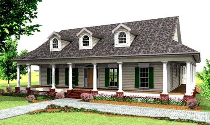 Country House Plans Professional Builder