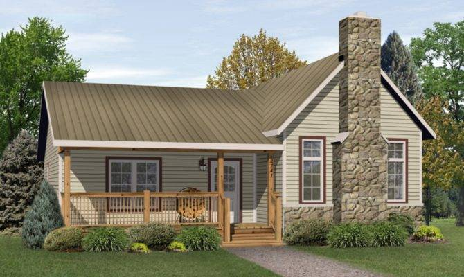 Country House Plans Ranch Vacation