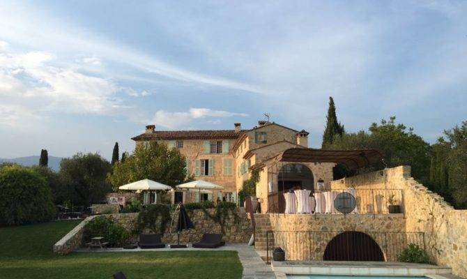Country House South France Near Valbonne Houses