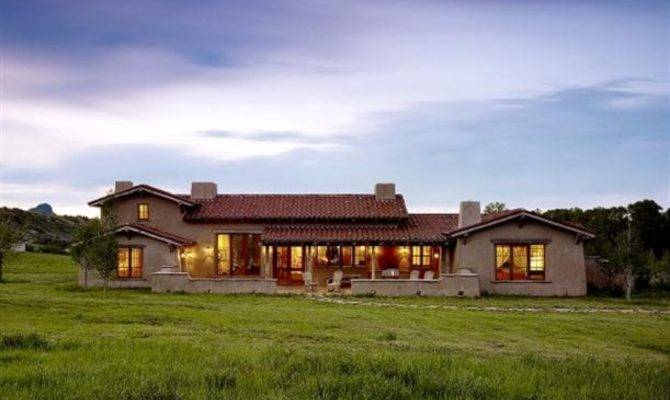 Country Houses Ranch House Plans