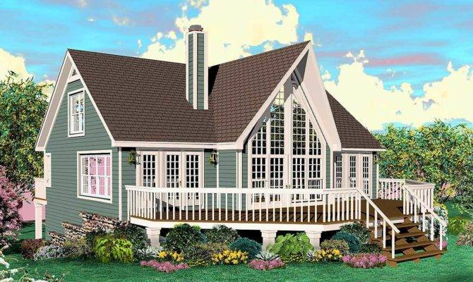 Country Kitchen Architectural Designs House