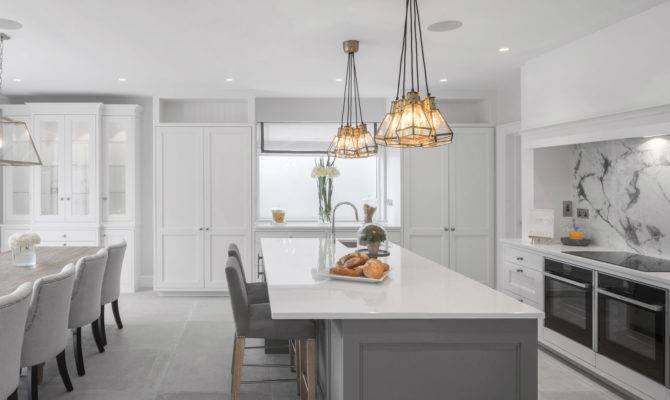Country Kitchen Marble Splashback Newcastle Design