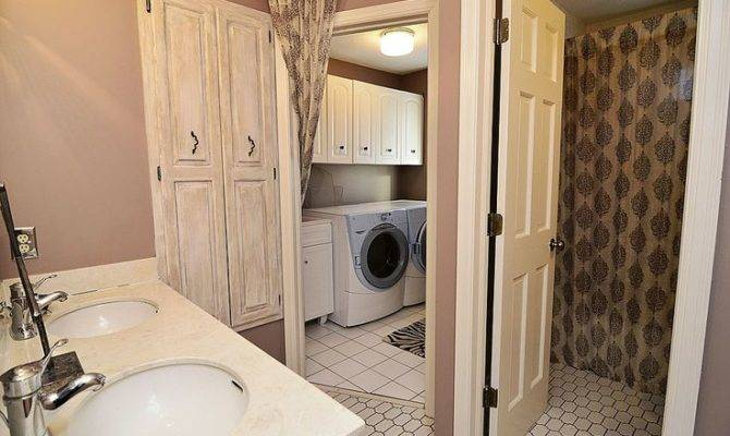 Country Laundry Room Home Pinterest