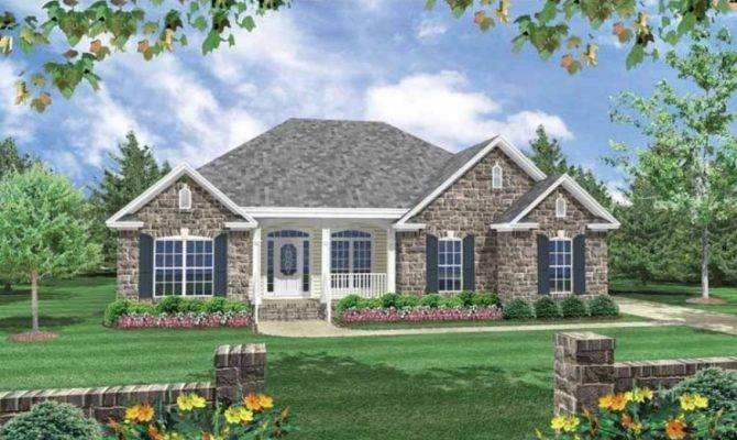 Country Living House Plans Green Home Deco