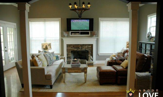 Country Living Room Ideas Reference