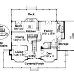 Country Open Floor House Plans Quotes