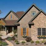 Country Rustic House Plans Design