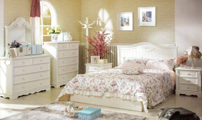 Country Style Bedrooms Sweet Doll House