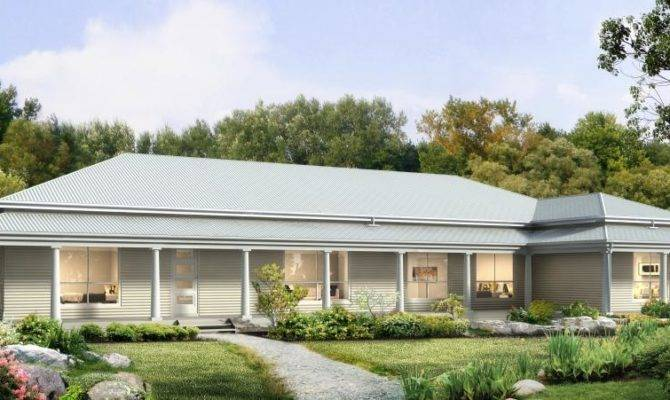 Country Style Home Builders Victoria