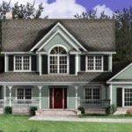 Country Style Homes Home Plans House