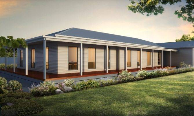Country Style Homes Victoria Australia House Design Plans