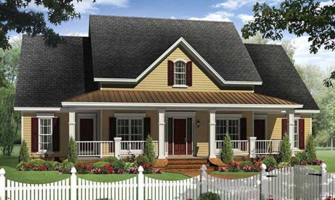 Country Style House Plans American Home Decor