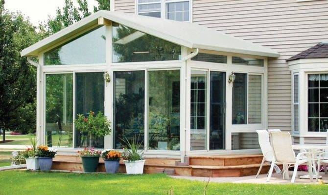 Country Style House Plans Home Sunroom Design