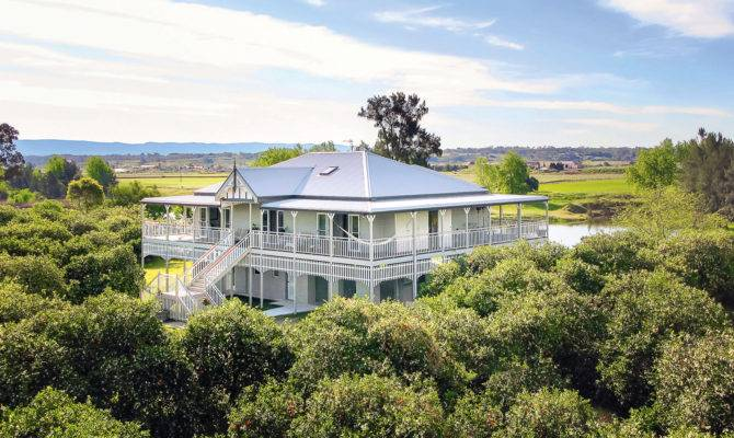 Country Style Kit Homes Qld House Design Plans