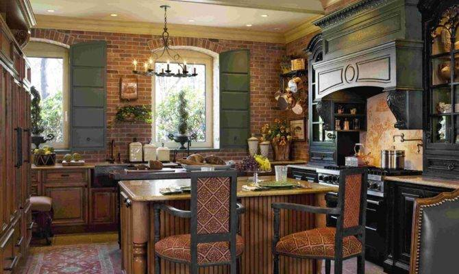 Country Style Kithen Interior Design Ideas Homes Rooms