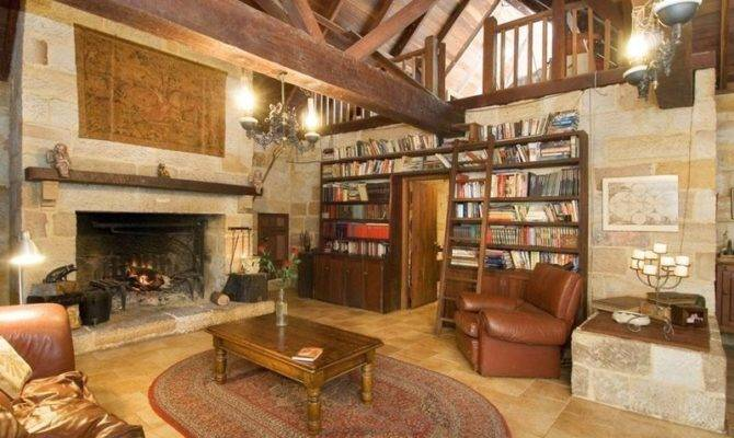 Country Style Living Room Homehound