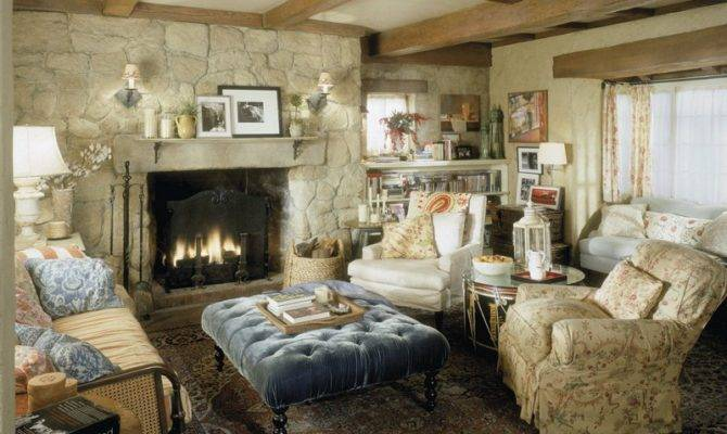 Country Style Office Furniture Holiday English Cottage
