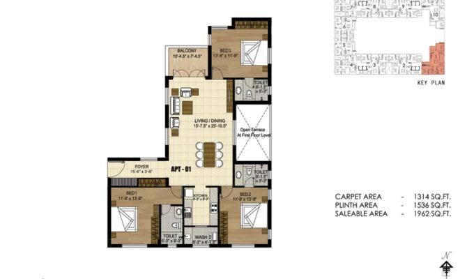 Courtyard Apartment Floor Plans Lancor