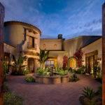 Courtyard Mediterranean Exterior Phoenix
