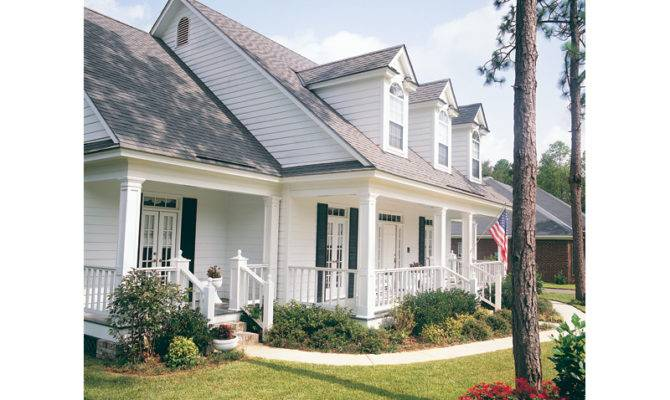 Coventry Forest Plantation Home Plan House Plans More