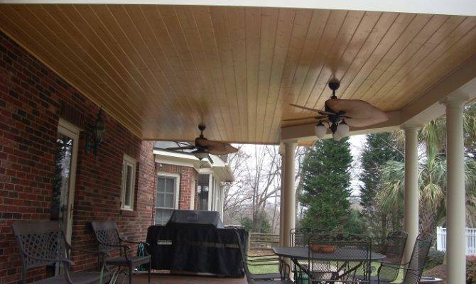 Covered Porches Handymen Home Improvement