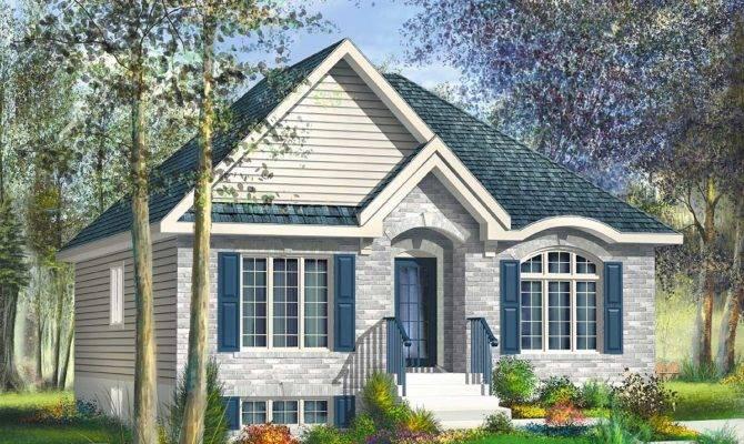 Cozy Bungalow Cottage Architectural Designs