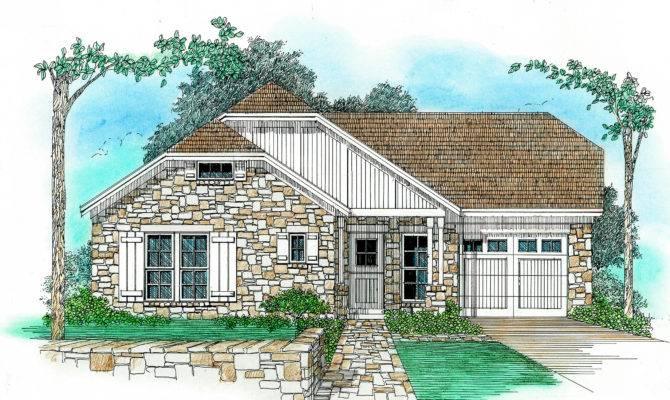 Cozy Cottage Architectural Designs House Plans