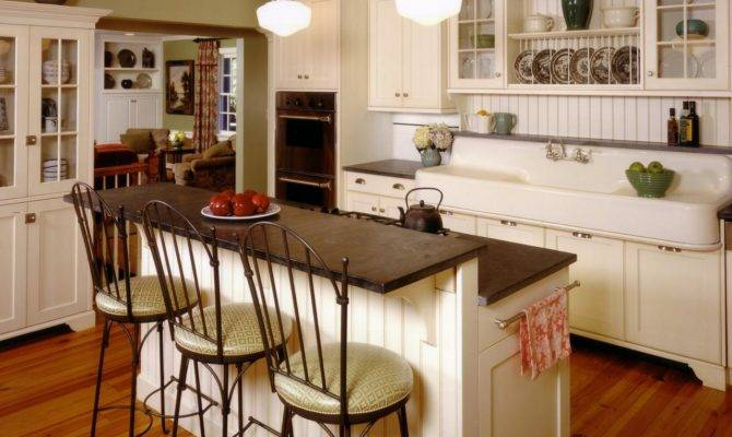 Cozy Cottage Kitchens Kitchen Ideas Design Cabinets