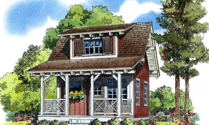 Cozy Guest Cottage Retreat Floor Master