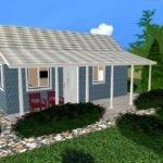 Cozy Home Backyard Plans